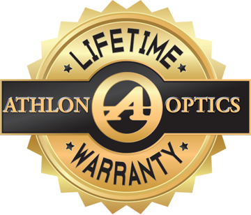 Athlon Lifetime Warranty